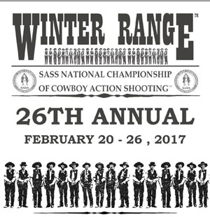 Cowboy Gunworks is a Stage Sponsor for the 2017 Winter Range.  Come by our booth and check out our action work.